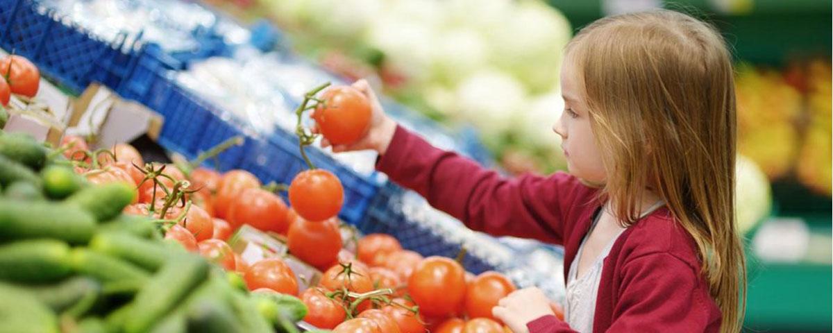 Auch online werden mittlerweile Lebensmittel gehandelt.