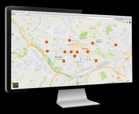 PICARD-Lederwaren Onlineshop Das gax-System für Stadt-Portale: Eine Auftragsverwaltung für alle Händler