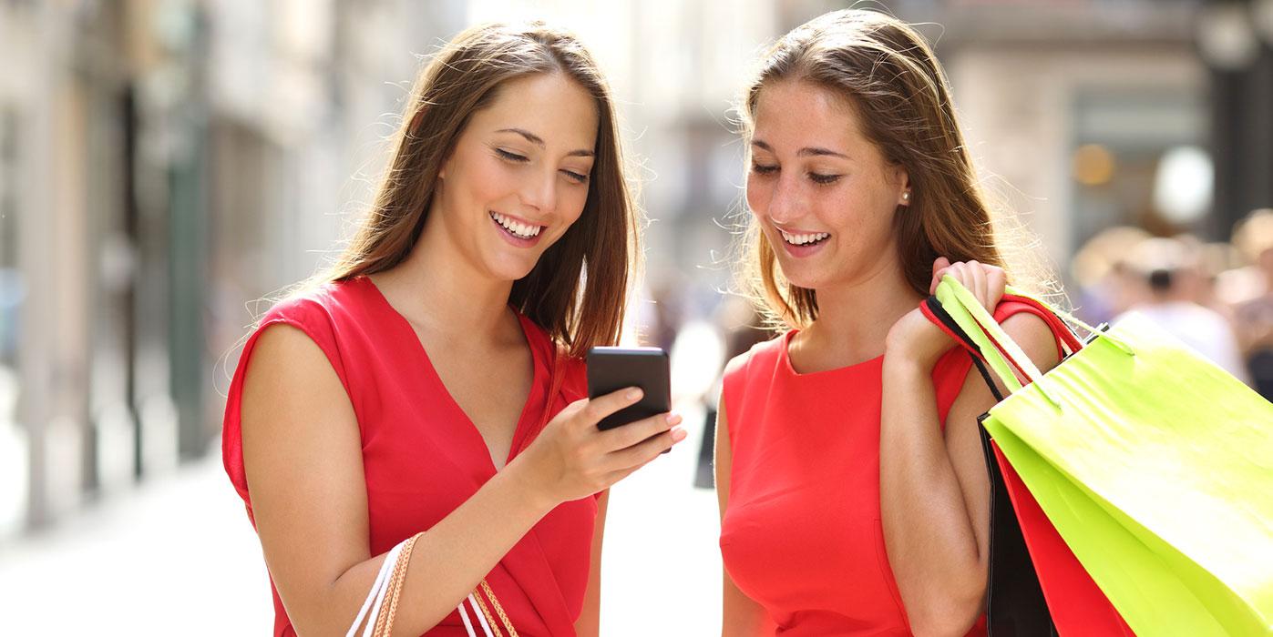 Lokal finden, online kaufen - das beschreibt die Händlerintegration.