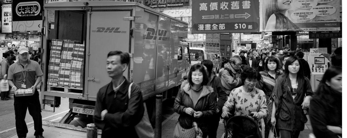 Der Onlinehandel in Asien wächst, aber Europa muss sich nicht verstecken.