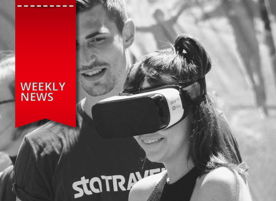 Weekly News: Onlineshops in Virtual Reality, Bezahlung per Selfie, Kaufland als Onlinehändler: Diese Zukunftsmelodien spielen in der Gegenwart eine Rolle.