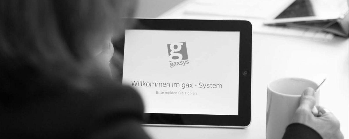 Lokale Händler nehmen Dank gaxsys am E-Commerce teil.