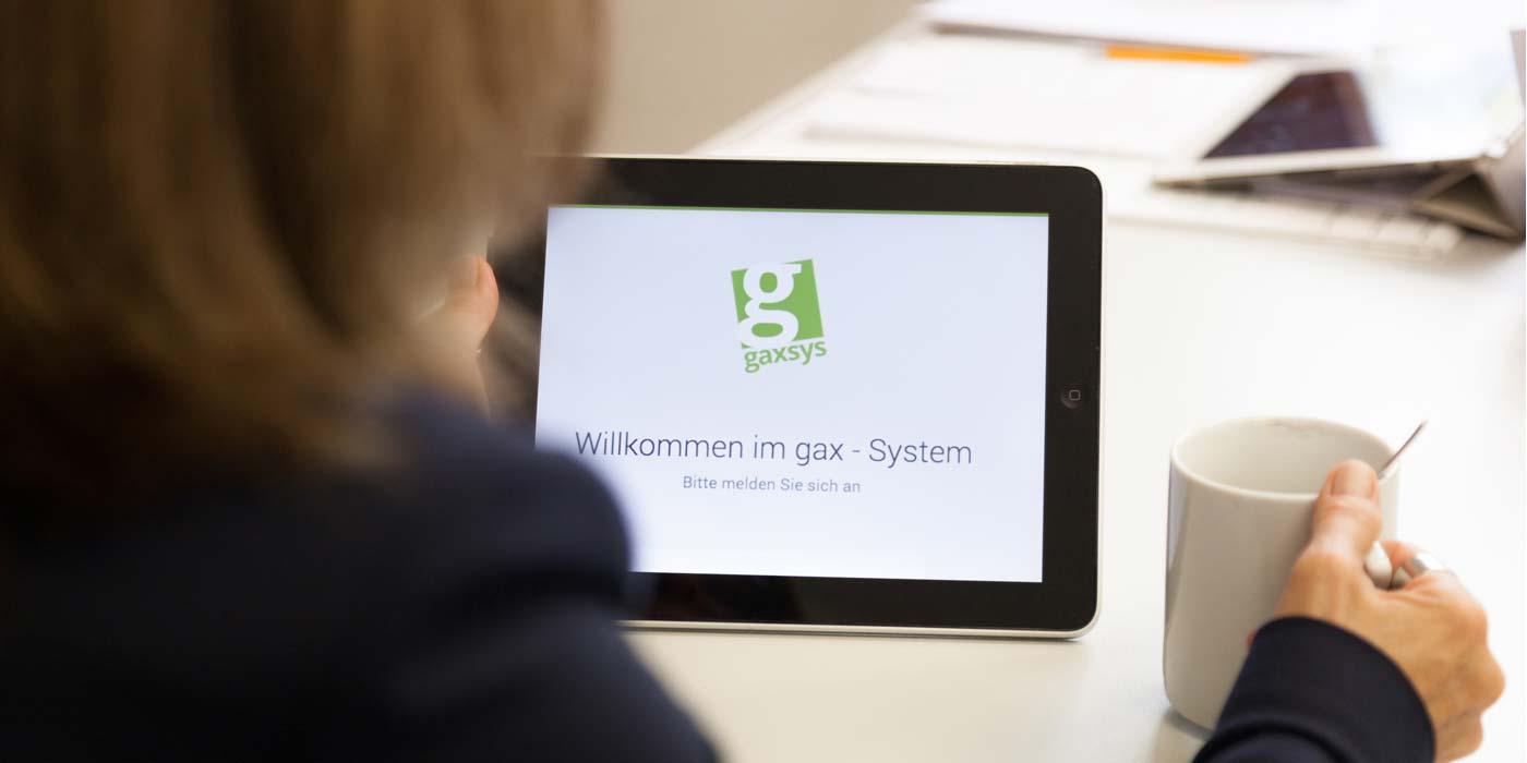 Zalando fördert mithilfe des gax-Systems den Onlinehandel.