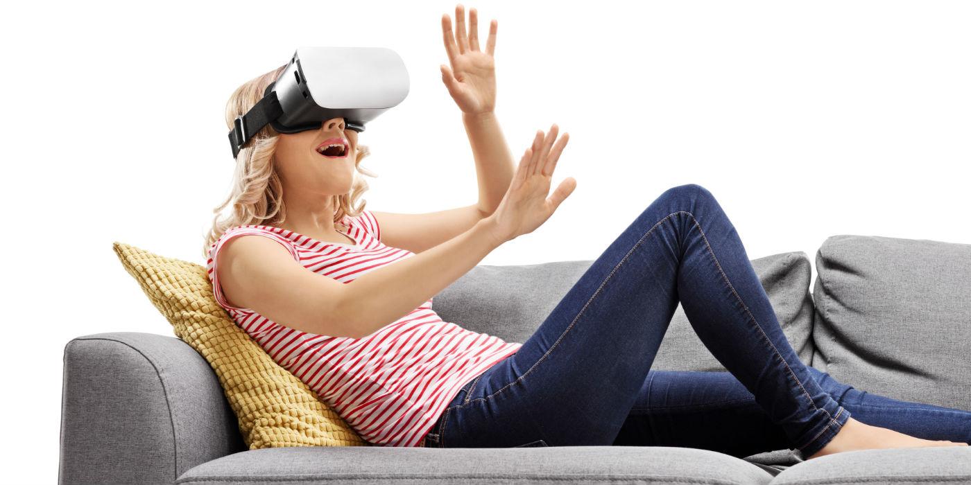 Virtual Reality im E-Commerce ist derzeit zu kostenspielig und gesellschaftlich bedenklich findet Philipp kannenberg von der gaxsys GmbH.