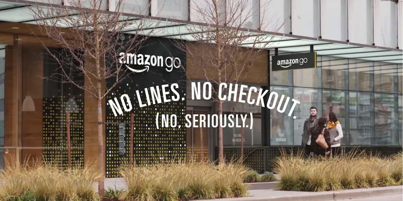 Amazon startet seinen neuen Shop Amauon Go in den USA und greift damit den lokalen Handel an.