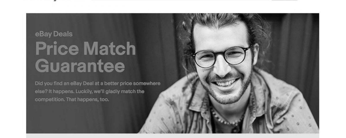 Ebay lockt seine Kunden mit Tiefpreisen auf seinen Online-Marktplatz.