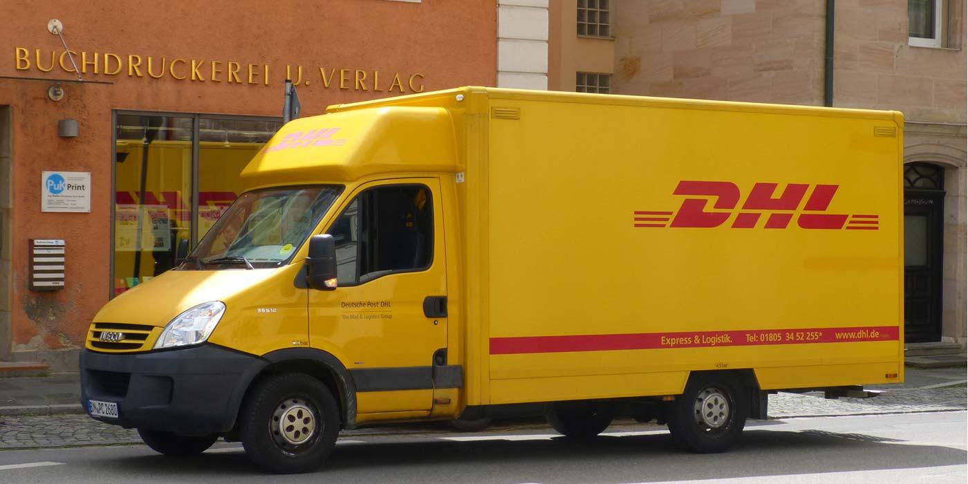 DHL baut seine Logistik-Infrastruktur weiter aus und baut neue Verteilzentren.