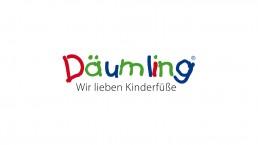 Däumling Kinderschuhe Logo