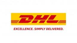 dhl Versanddienstleister logo